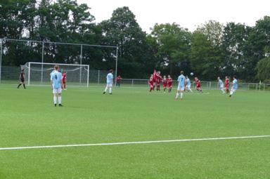 Spiel gegen Bundesligist SSV Rhade (B Juniorinnen) am 08.08.21